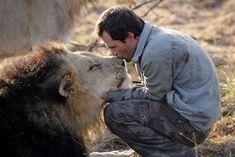 lion whisperer - kevin richardson <3