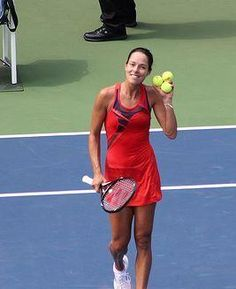 Ana Ivanovic at the 2013 US Open