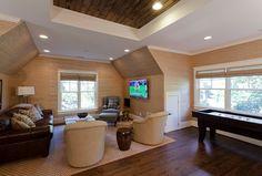 Nice Layout Ideas   Bonus Room