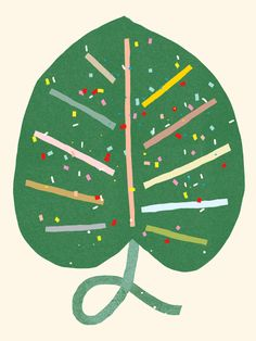 Garden Party by Sarah Neuburger #illustration