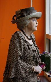 Princess Beatrix, Nov.1, 2013 in Suzanne Moulijn   The Royal Hats Blog