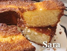 Baby Food Recipes, Sweet Recipes, Cake Recipes, Cooking Recipes, Portuguese Desserts, Portuguese Recipes, Food Cakes, Sin Gluten, Gluten Free