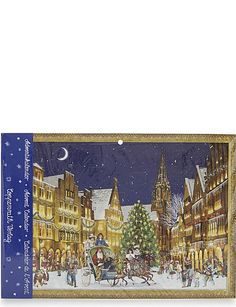 ADVENT CALENDARS Traditional card advent calendar