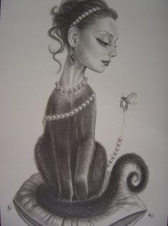 surreall leila ataya sketch