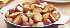 Sunny's Roasted Ranch Potatoes and Onions Recipe ¼ cup olive oil (olive oil give or pound pearl onions* (pearl onions* peeled, halved, (frozen is fine, thaw before slicing & roasting)) Roasted Ranch Potatoes, Roasted Potato Recipes, Onion Recipes, Sliced Potatoes, Fish Recipes, Ranch Dressing Recipe, Ranch Recipe, Vegetable Sides, Kitchens