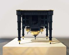 La mesa Mumtaz Mahal by Studio Job