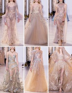 """fashion-runways: """" ELIE SAAB at Couture Spring 2017 """""""