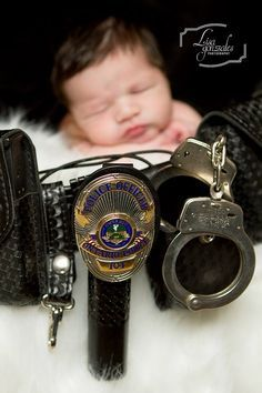 police officer baby more police offices photos ideas police baby baby ...