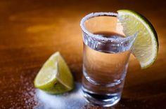 Don Ramon Tequila shot