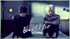 """VIXX LR Releases """"Making Of"""" and """"Album Jacket"""" Video for """"Beautiful Liar"""" 