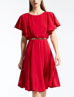 Browse the Max Mara catalogue of dresses for women: Elegant and party dresses for women. Silk, satin, viscose, technical fabric, jersey and wool outfits. Max Mara, Short Sleeve Dresses, Dresses With Sleeves, Satin, Collection, Fashion, Woman Dresses, Party Dresses, Long Gowns