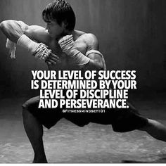 Quotes for Motivation and Inspiration QUOTATION – Image : As the quote says – Description Your level of success is determined by your level of discipline and perseverance. Life Quotes Love, Badass Quotes, Wisdom Quotes, Great Quotes, Top Quotes, Quotes About Attitude, Positive Quotes, Motivational Quotes, Inspirational Quotes