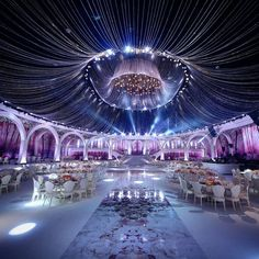this incredible setup came to life 😱😍 INSANE PRODUCTION! Full video on our YouTube channel( link in bio). ___________________ ▪︎Wedding planner and designer : @bazevents ▪︎Photographer: @parazarme ▪︎Floral decoration : @ronibassil ▪︎Lighting : @prism_avl. ____________________ #LebaneseWeddings