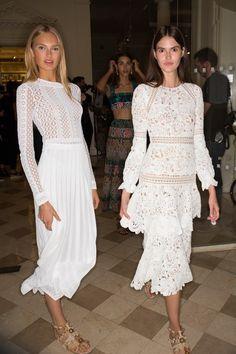 Para esta primavera consigue un look femenino y elegante con las propuestas de Oscar de la Renta. #moda #outfit #primavera