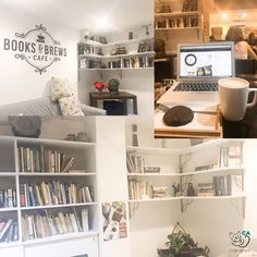 A Good Cup of Brew in One Hand and A Good Book in the Other: Iced Americano, Types Of Beans, True To Form, Learn A New Skill, Coffee And Books, Coffee Company, Study Motivation, Good Books, Brewing