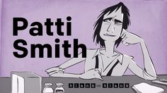 Poet Patti Smith Talks About Her Work Being Censored in a Lost 1976 Interview