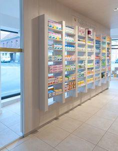 Home Decorators Lighting Collection Display Shelves, Shelving, Mobile Shop Design, Medical Wallpaper, Stationary Shop, Counter Design, Hospital Design, Cosmetic Shop, Medical Design