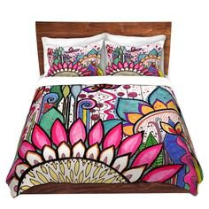 The Perfect Mansour Robin Mead Garden Party Microfiber Duvet Covers By Latitude Run Bedding Furniture 259 99 Op In 2020 Duvet Covers Bedding Sets Duvet Cover Sizes