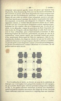 Dictionnaire raisonné de l'architecture françai... 16th Century, Granite Counters