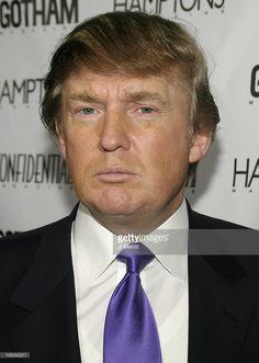 Donald Trump during LA Confidential and Gotham Magazine Welcome 'The Apprentice'…