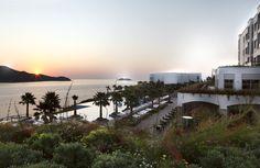 Fabulous view to the surrounding islands...