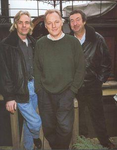 Rick Wright, David Gilmour & Nick Mason | Pink Floyd