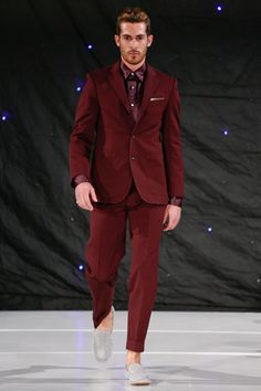 Rob Maroon Suit For Men | I Want To Wear | Pinterest | Maroon suit ...