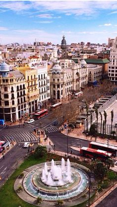 Valencia, Spain is a beautiful city. Love the people, the food. And the sea.