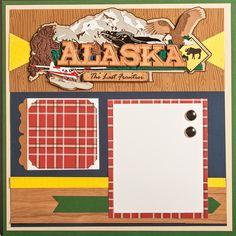 Alaska Collage page