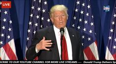 Donald Trump Exposes Hillary Clinton's Lies at Commander-in-Chief Forum ...