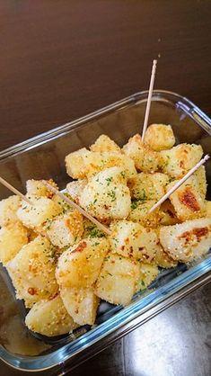 じゃがいもコンソメチーズ♪ by 4人娘mama 【クックパッド】 簡単おいしいみんなのレシピが292万品