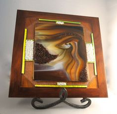 Fused Glass Sculptures - Bing Images