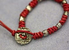 Spanish Knot Bracelet Tutorial - Bead World