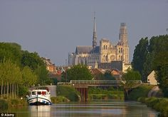 Splendid spires: The reputation of Amiens, France as a dour city is off-the-mark