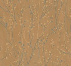 Pussywillow Branches Wallpaper - York Wallcoverings
