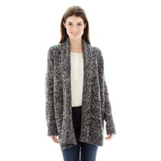 Joe Fresh™ Oversized Open-Front Cardigan   found at @JCPenney
