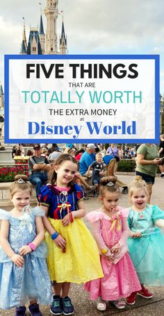 What to budget money for at Disney World. Tips, Tricks and Hacks to plan your Disney vacation #disney #disneybound #traveltips