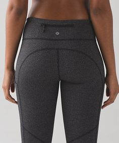 Speed Tight V $108 power luxtreme variegated knit black heathered black