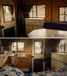 The Terrapin: Tiny Handmade Wooden Camping Trailer