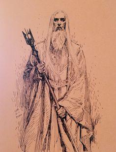 evankart: Goodbye…  alicebeckstrom: Namárië, Saruman...