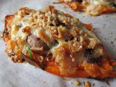 Stuffed Sweet Potatoes | Simply Living Healthy