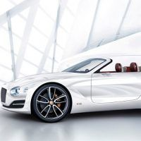 The Bentley EXP12, one of the first luxury electric cars was unveiled on Tuesday at the 2017 Geneva Motor Show.