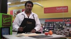 Forever Sharp Knife Walmart Demonstration
