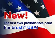 Fanbrush USA  Contact at www.fanbrush.com