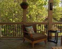 Cottage Deck Railing Design, Pictures, Remodel, Decor and Ideas - page 9