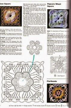 4 modelos de agarraderas tejidas al crochet con diseño fácil y bonito