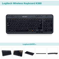 Logitech Wireless Keyboard K360