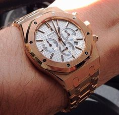 2a1238948b4 Audemars Piguet Royal Oak Chronograph