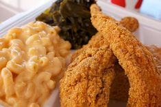 Soul food.  Pass the hot sauce please