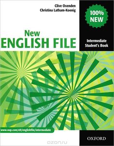 New English File, Pre-Intermediate: Student's Book. Four-skills English course with fun lessons, digital resources, and strong online support - loved by students and teachers at all levels. English File, English Book, Learn English, English Class, Oxford English, Teacher Books, English Course, Student Teaching, Teaching Resources